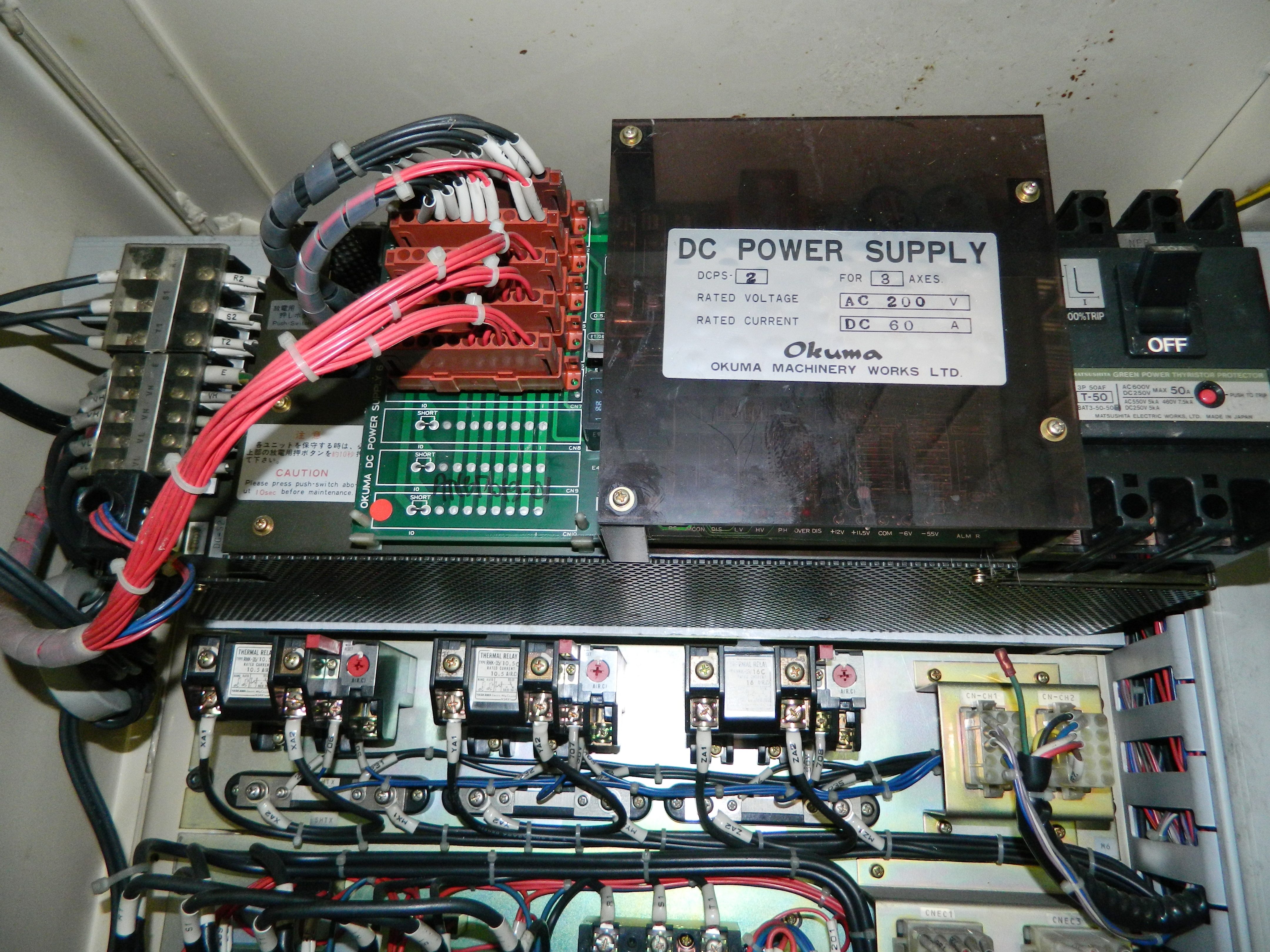 Sửa chữa thiết bị CNC
